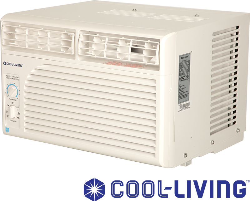 $134.99 - 5,000 BTU Air Conditioner. Energy star rated, easy to use. 3 Speed fan. No. CLW-15C1A-G09AC (736363)