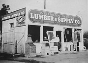 Lumber & Supply Co. storefront