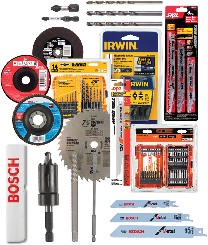 15% OFF All Power Tool Accessories (15/310-330/360)
